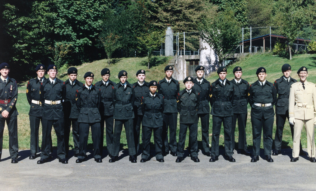 Our History - 2573 - 6 ENGINEER SQUADRON ROYAL CANADIAN ARMY CADET CORPS